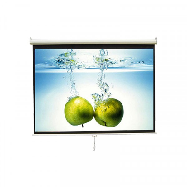 MYSCREEN Manual Wall Model Focus 120W, Size: 300 x 300