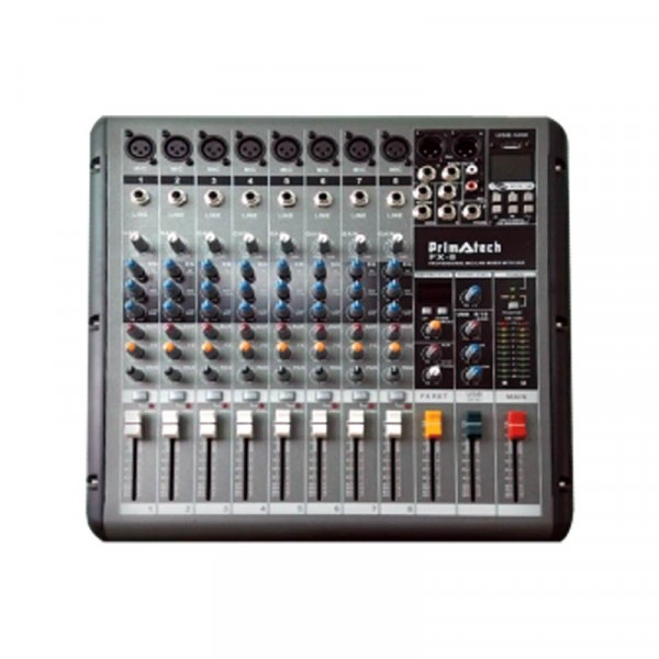 PRIMATECH FX6 Audio Mixer
