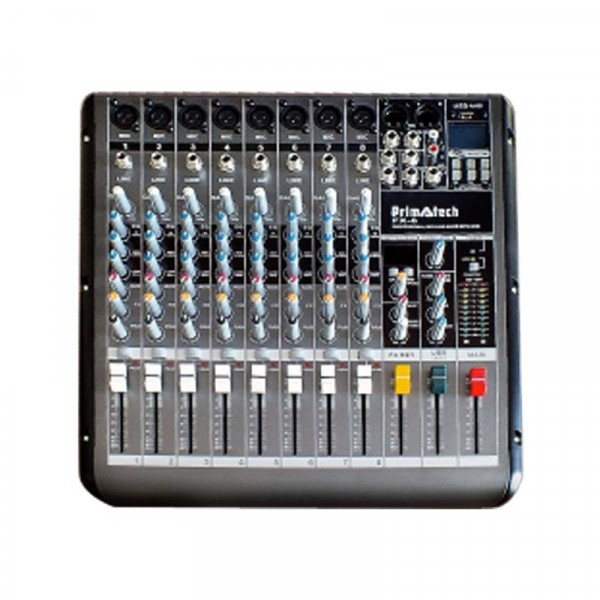 PRIMATECH FX8 Audio Mixer