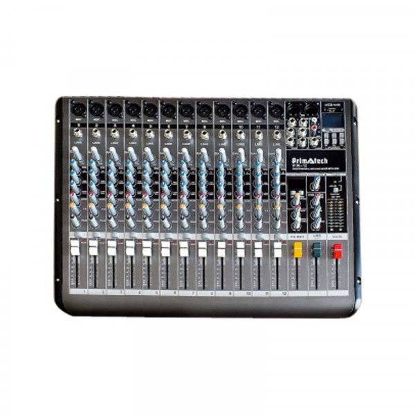 PRIMATECH FX12 Audio Mixer