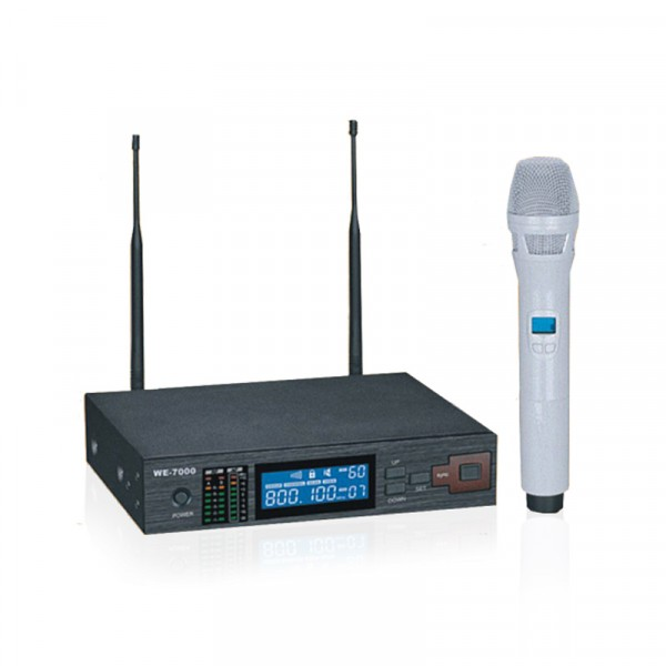 PRIMATECH WE-7000 Wireless Microphone