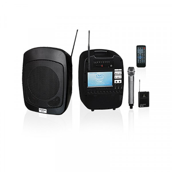 PRIMATECH WR-8D Portable Wireless Amplifier